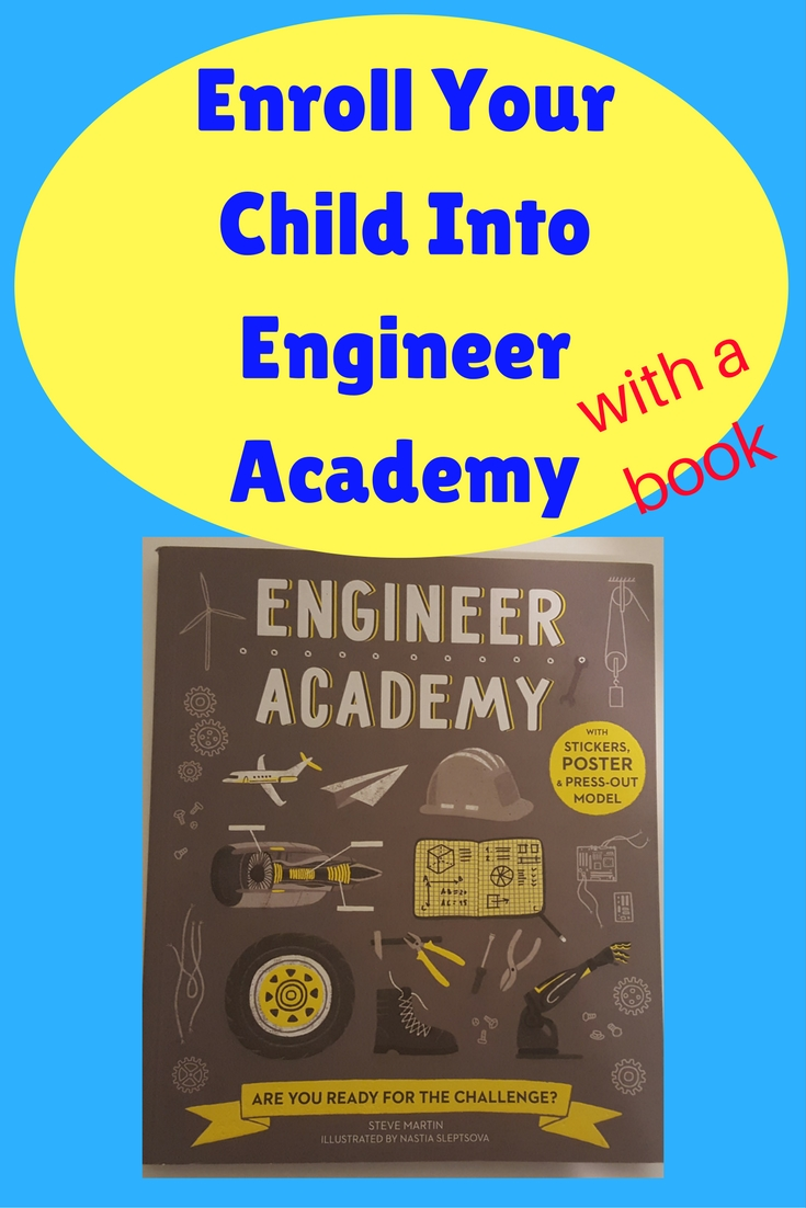 STEM Book: Engineer Academy