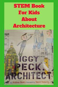 STEM book Iggy Peck Architect