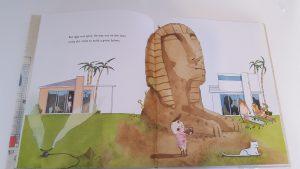 Illustration from Iggy Peck Architect