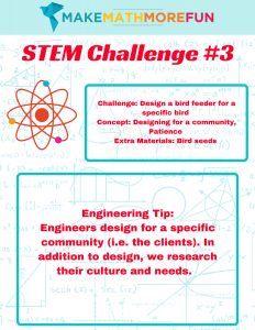 STEM and LEGO Challenges with Engineering Tips