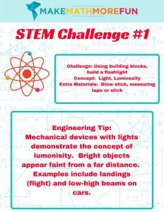 LEGO STEM Challenge