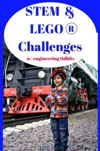 STEM and LEGO Challenges