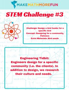 STEM LEGO Challenges