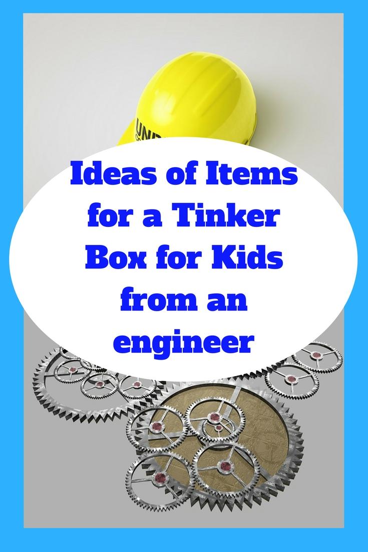 STEM Tinker Box Ideas