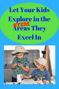Explore STEM fields with your kids