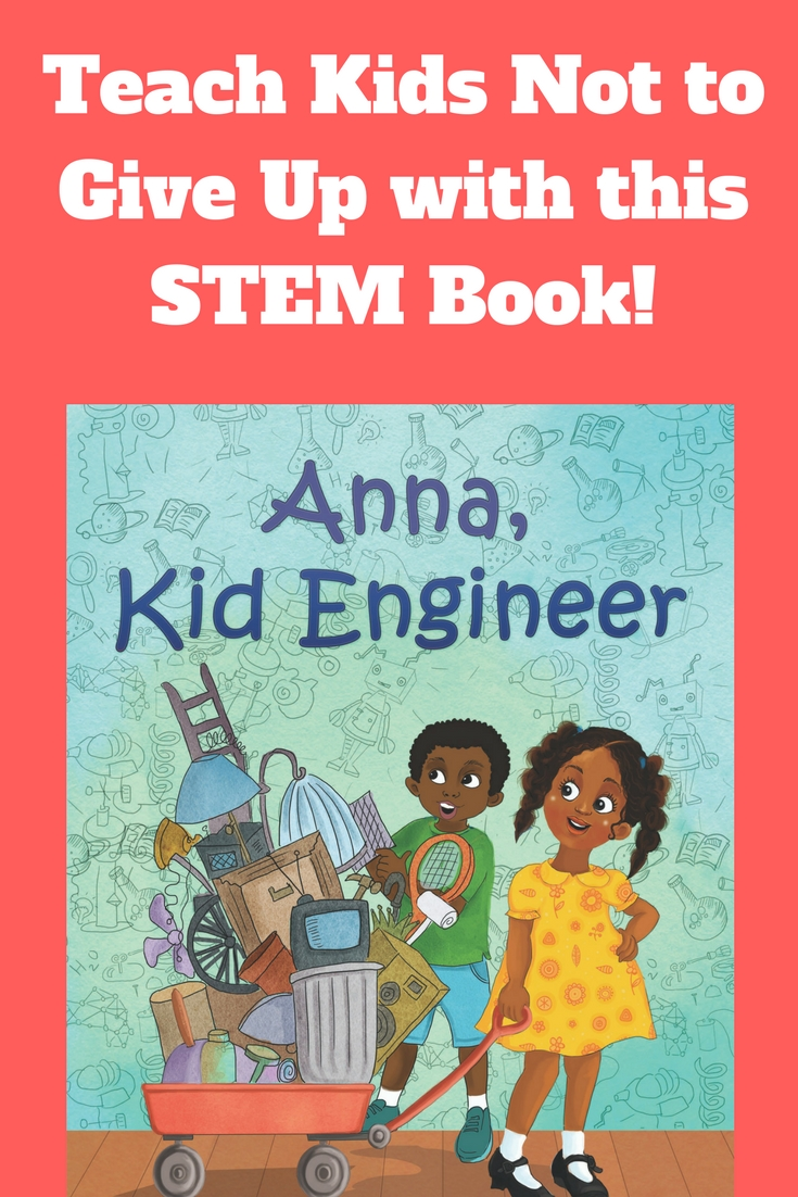 Inspire Kids with STEM Book