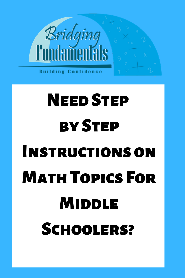 middle school math help percents