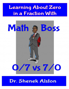 practice where can zero be in a fraction
