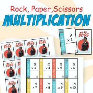 multiplication game for kids