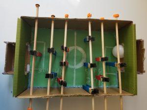 stem activity make foosball table