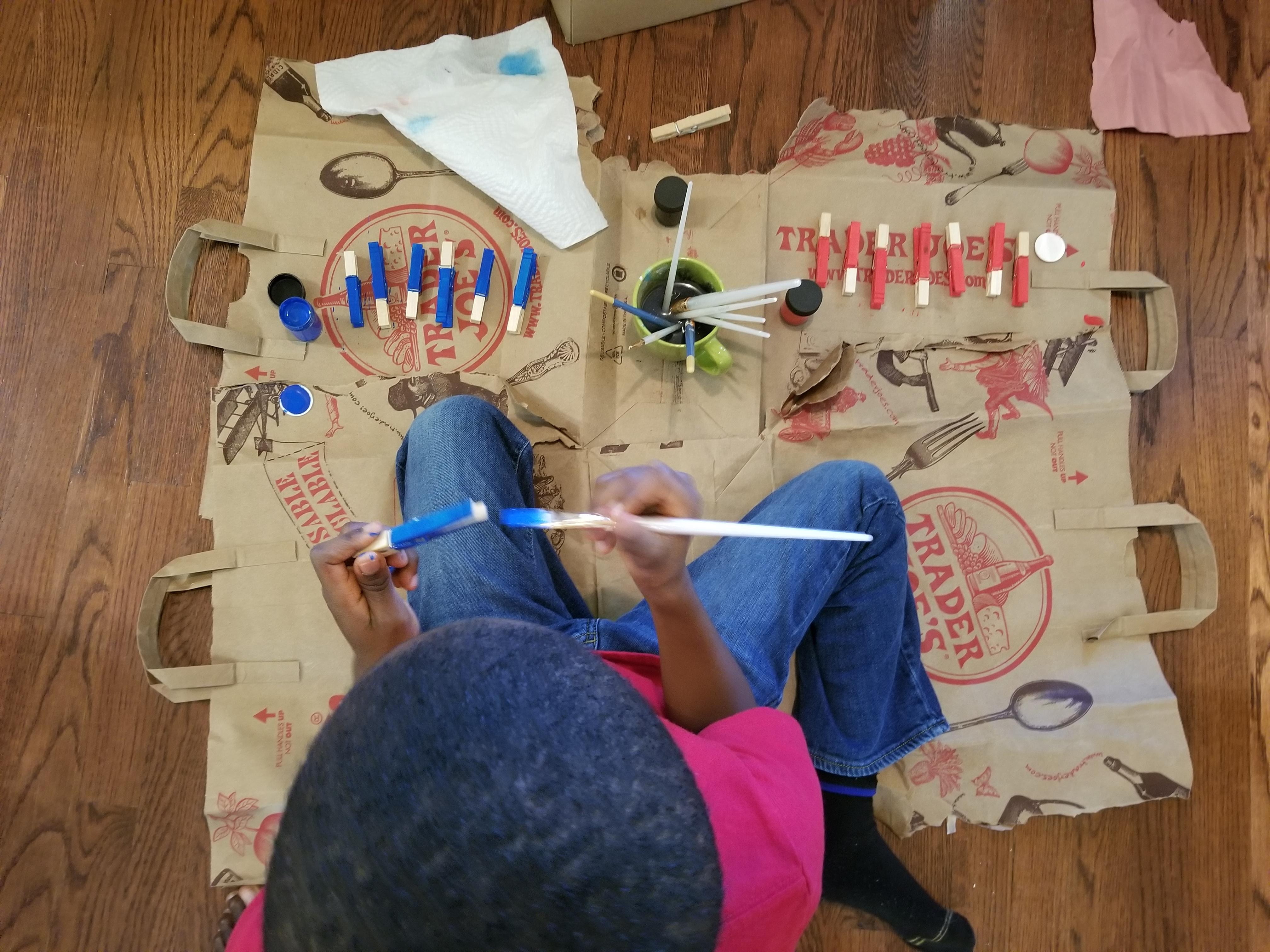STEM Activity make toy