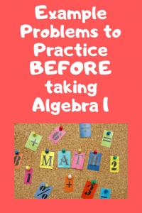 pre algebra help for kids