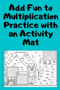 math multiplication fun