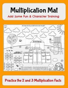 multiplication math fun